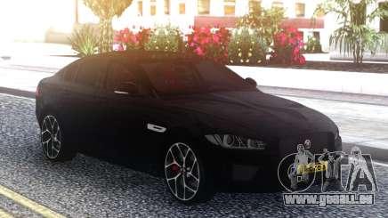 Jaguar XE pour GTA San Andreas