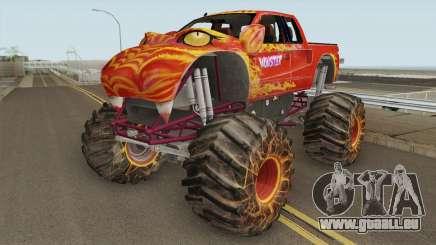 ROS Wild Beast pour GTA San Andreas