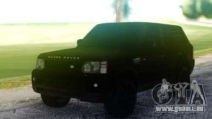 Land Rover Range Rover Sport All Black pour GTA San Andreas