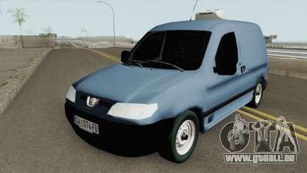 Peugeot Partner Mk1 Furgon 1996 für GTA San Andreas