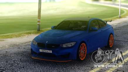 BMW M4 GTS Sport für GTA San Andreas