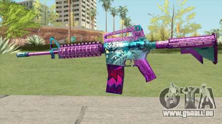 SFPH Playpark (Ghost M4A1) pour GTA San Andreas