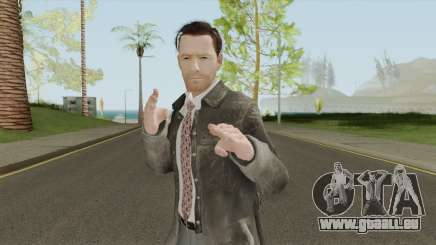 Max Payne (Leather Coat) From Max Payne 3 pour GTA San Andreas