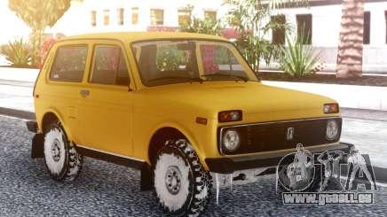 VAZ 2121 Neige pour GTA San Andreas