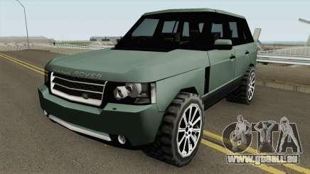 Land Rover Range Rover 2009 (SA Style) pour GTA San Andreas