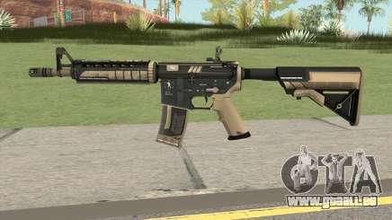 CS-GO M4A4 Desert Strike für GTA San Andreas