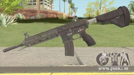HK-416 Assault Rifle V2 pour GTA San Andreas