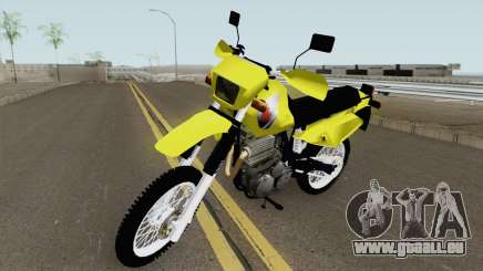 Suzuki DR 650 pour GTA San Andreas