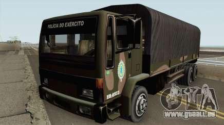 Barracks Caminhao Exercito BR TCGTABR für GTA San Andreas