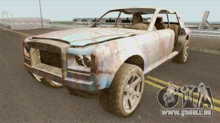 Rusty Enus Super Diamond GTA V pour GTA San Andreas