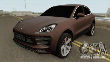 Porsche Macan Turbo 2016 pour GTA San Andreas