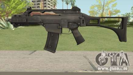 Battlefield 3 G36C für GTA San Andreas