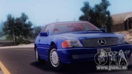 Mercedes-Benz SL-Class (R129) pour GTA San Andreas