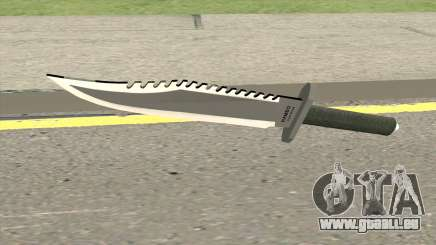 Knife Rambo pour GTA San Andreas