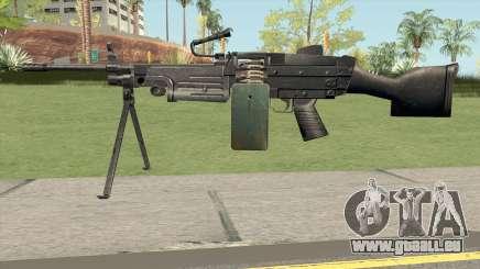 Insurgency MIC M249 pour GTA San Andreas