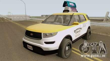 Vapid Scout Taxi GTA V IVF pour GTA San Andreas