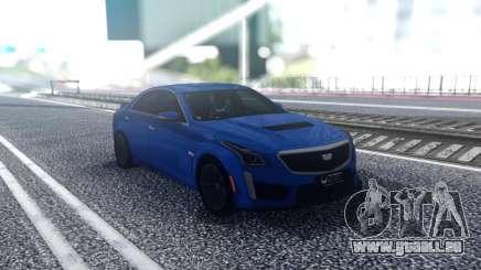 2016 Cadillac ATS-V Coupe Spy Shots pour GTA San Andreas