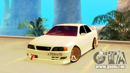 Toyota Chaser JZX100 Tourer V pour GTA San Andreas