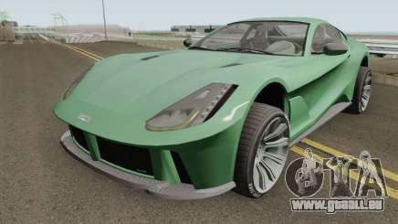 Grotti Itali GTO GTA V IVF High Quality für GTA San Andreas