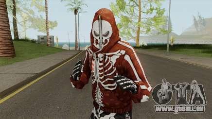 Special Force (SFPH) Skeleton Burglar pour GTA San Andreas