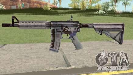 CS-GO M4A4 X-ray pour GTA San Andreas