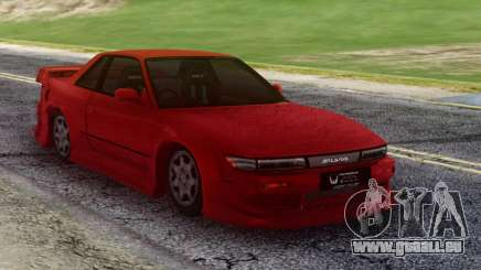 Nissan Silvia S14 Sport Red pour GTA San Andreas