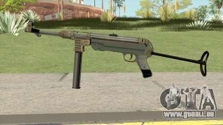 MP 40 MQ für GTA San Andreas