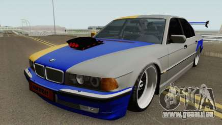 BMW Full Tuning für GTA San Andreas