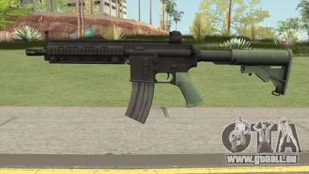 Battlefield 3 M416 pour GTA San Andreas