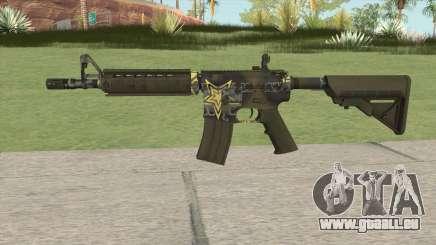 CS-GO M4A4 Zirka pour GTA San Andreas