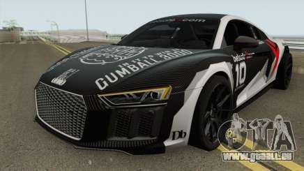 Jon 0lsson Audi R8 V10 Plus 2018 für GTA San Andreas
