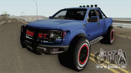 Ford Raptor BkSquadron für GTA San Andreas