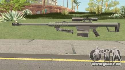Barrett M82 Anti-Material Sniper V2 pour GTA San Andreas
