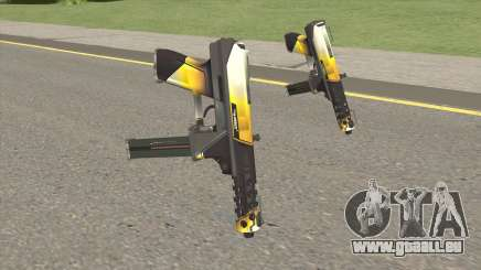 Tec-9 Enforcer V3 für GTA San Andreas