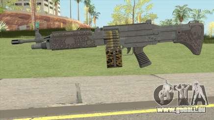 GTA Online Lowriders Combat MG pour GTA San Andreas