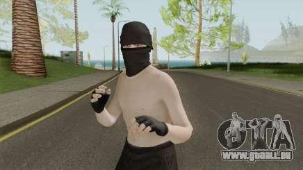Criminal Skin 3 pour GTA San Andreas