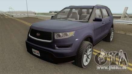 Vapid Scout V2 GTA V IVF pour GTA San Andreas