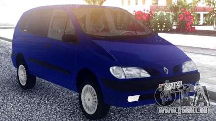 Renault Megane 1.4-16V pour GTA San Andreas