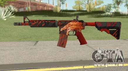CS-GO M4A4 Howl pour GTA San Andreas