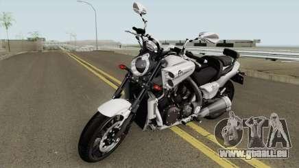 Yamaha 1700 V-Max 2009 für GTA San Andreas