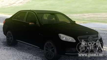 Mercedes-Benz E63S AMG Sedan pour GTA San Andreas
