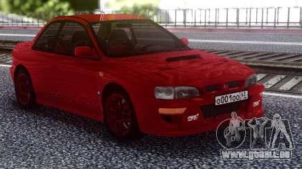Subaru Impreza 22B GC8 pour GTA San Andreas