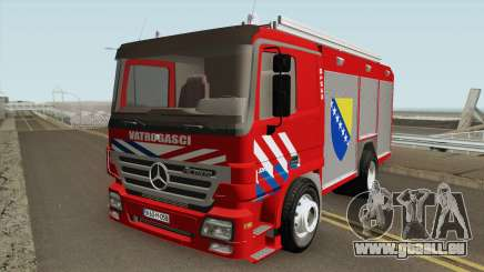 Mercedes Benz Actros Vatrogasci für GTA San Andreas