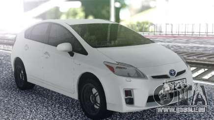 Toyota Prius White pour GTA San Andreas