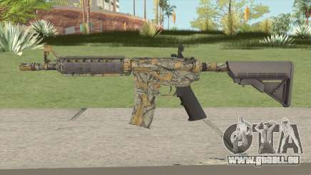 CS-GO M4A4 Modern Hunter pour GTA San Andreas