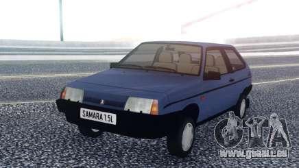 VAZ 2108 Exportation de royaume-UNI pour GTA San Andreas