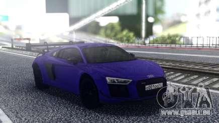 Audi R8 2015 für GTA San Andreas