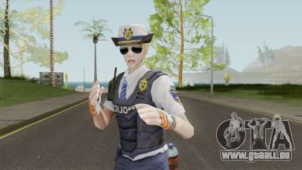 Special Force (SFPH) Police Eid pour GTA San Andreas
