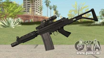 Tactical Assault Rifle pour GTA San Andreas
