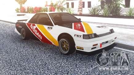 Nissan Skyline R31 Sport pour GTA San Andreas